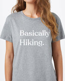 Basically Hiking Tee