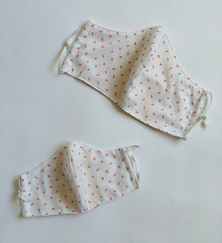 White Organic Cotton Boy Shorts