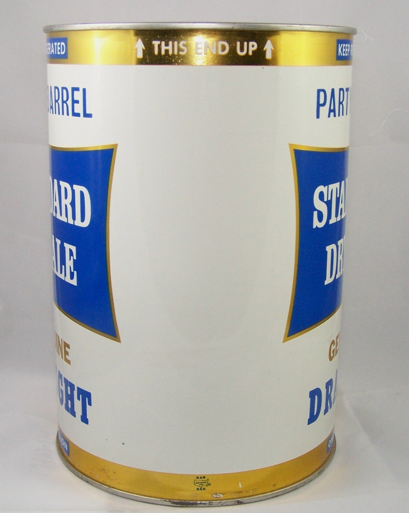 Standard Dry Ale (Party Barrel) USBC 246-7, Grade A1+