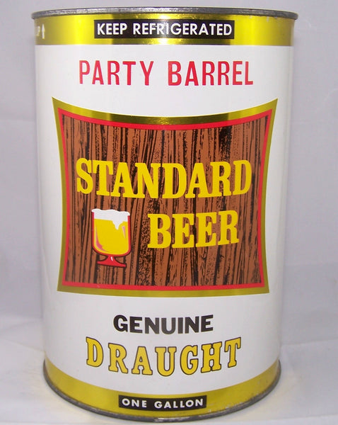 Standard Beer Party Barrel Usbc 246 8 Grade A1 Sold On