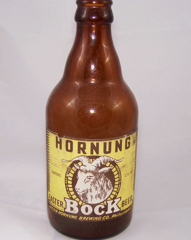 Hornung Easter Bock Beer Steinie, Non-IRTP Sold on 2/24/15