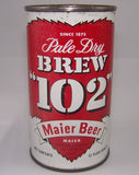Brew 102 Pale Dry, (Black Borders) USBC 41-31, Grade 1- Sold on 6/15/15