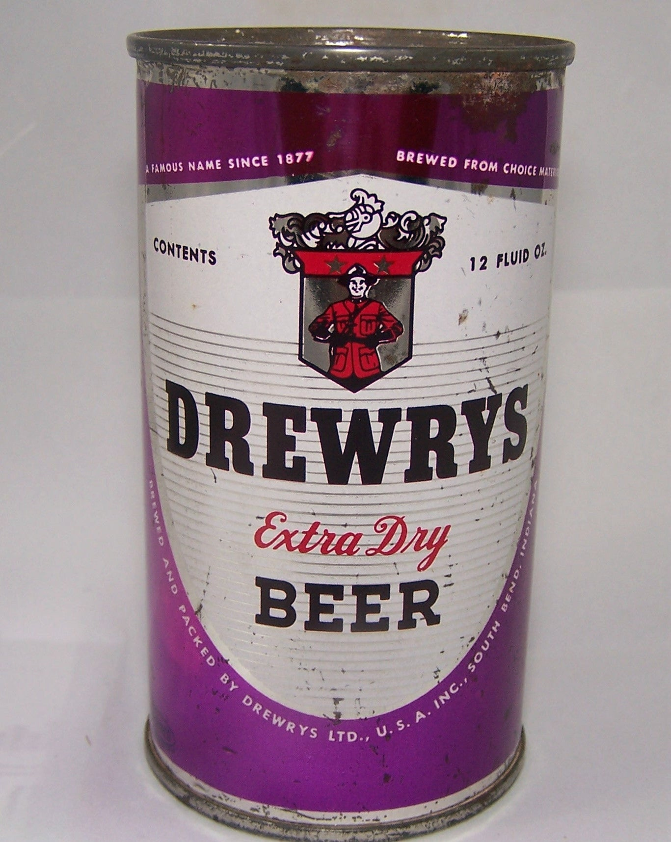 Drewrys Extra Dry Beer, Your Character, USBC 57-1, Grade 1- Sold on 5/17/19