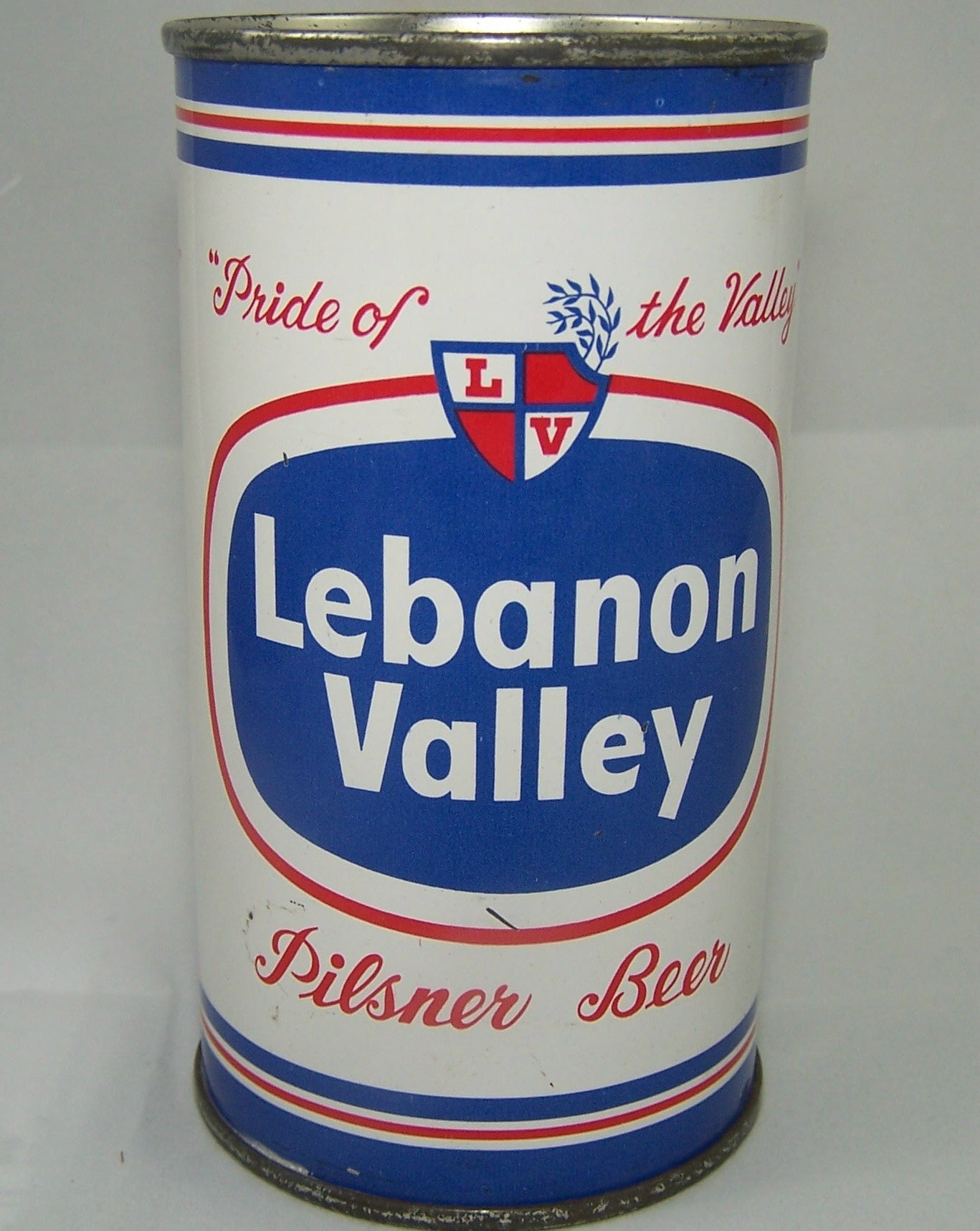 Lebanon Valley Pilsner Beer, USBC 91-5, Grade 1/1+ Sold 4/25/15