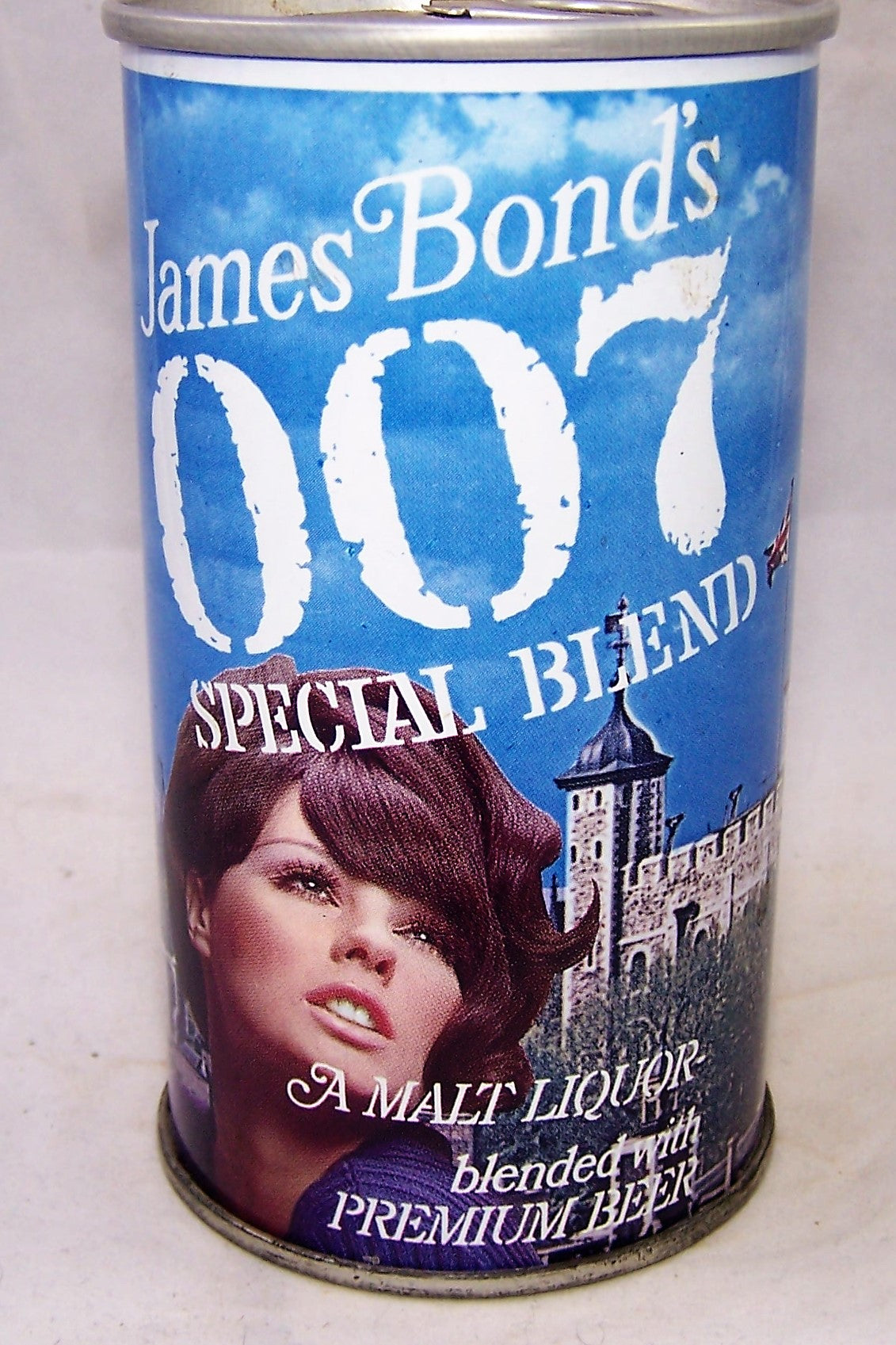 James Bonds 007 (White Stripe) USBC II 82-35, Grade 1/1+ ROLLED