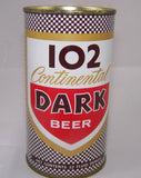 102 Continental Dark Beer, USBC II 104-22, Grade A1+ Sold on 7/10/15