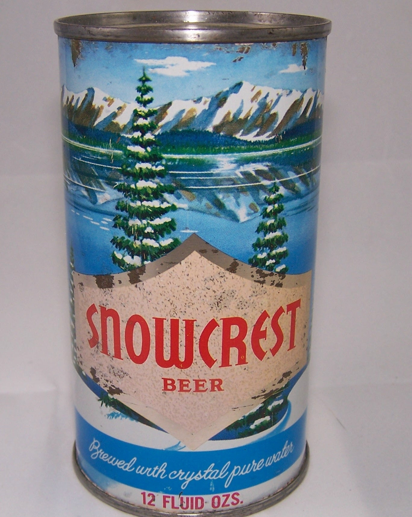 Snowcrest Beer, USBC 134-28, Grade 1- Sold on 02/23/18