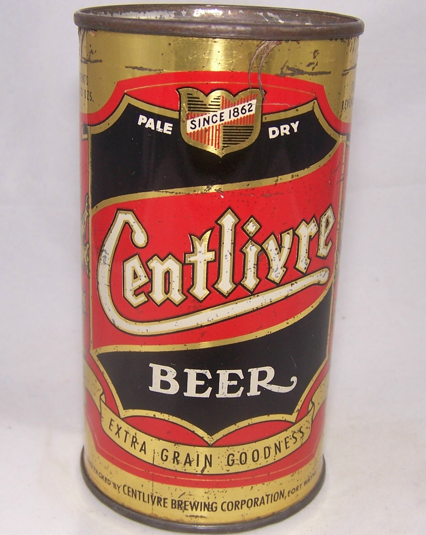 Centlivre Beer, Lilek #182, Grade 1- Sold on 01/18/17
