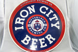 Iron City Beer 12 inch tray, Grade 9 sold on 5/17/15