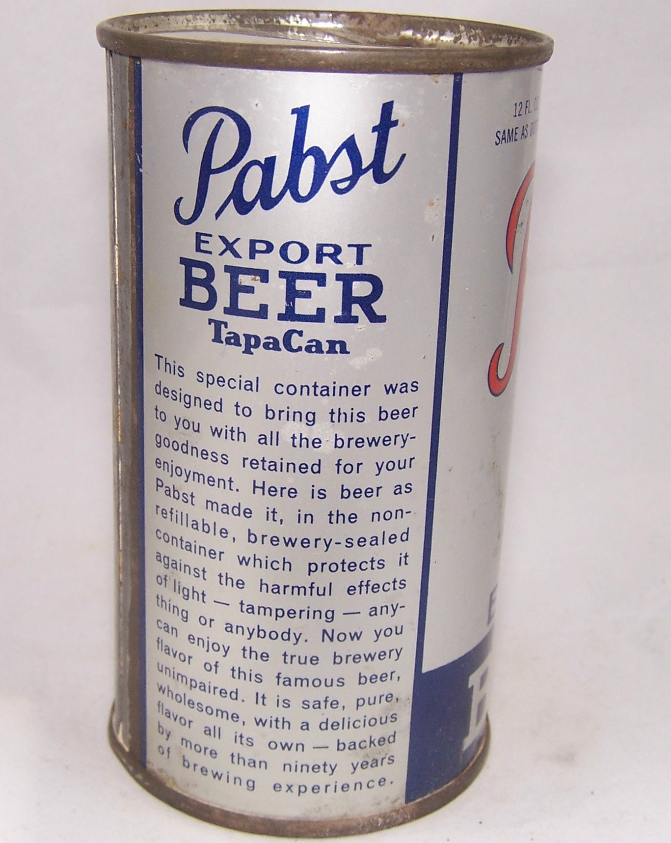 Pabst Export Beer, Lilek #648, Grade 1 Sold on 08/24/17