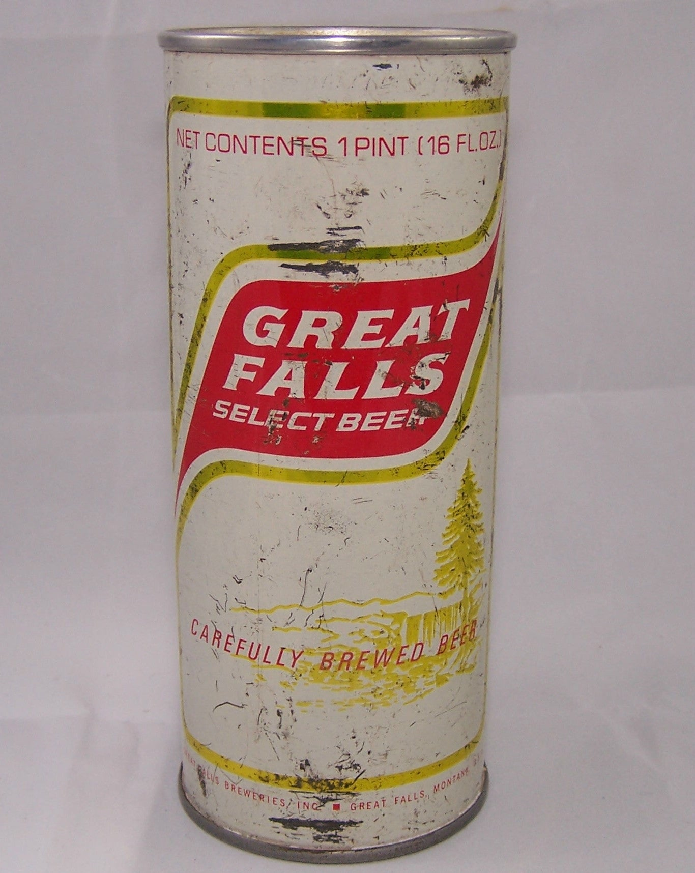 Great Falls Select Beer, USBC II 151-30, Grade 3 Sold 9/2/15