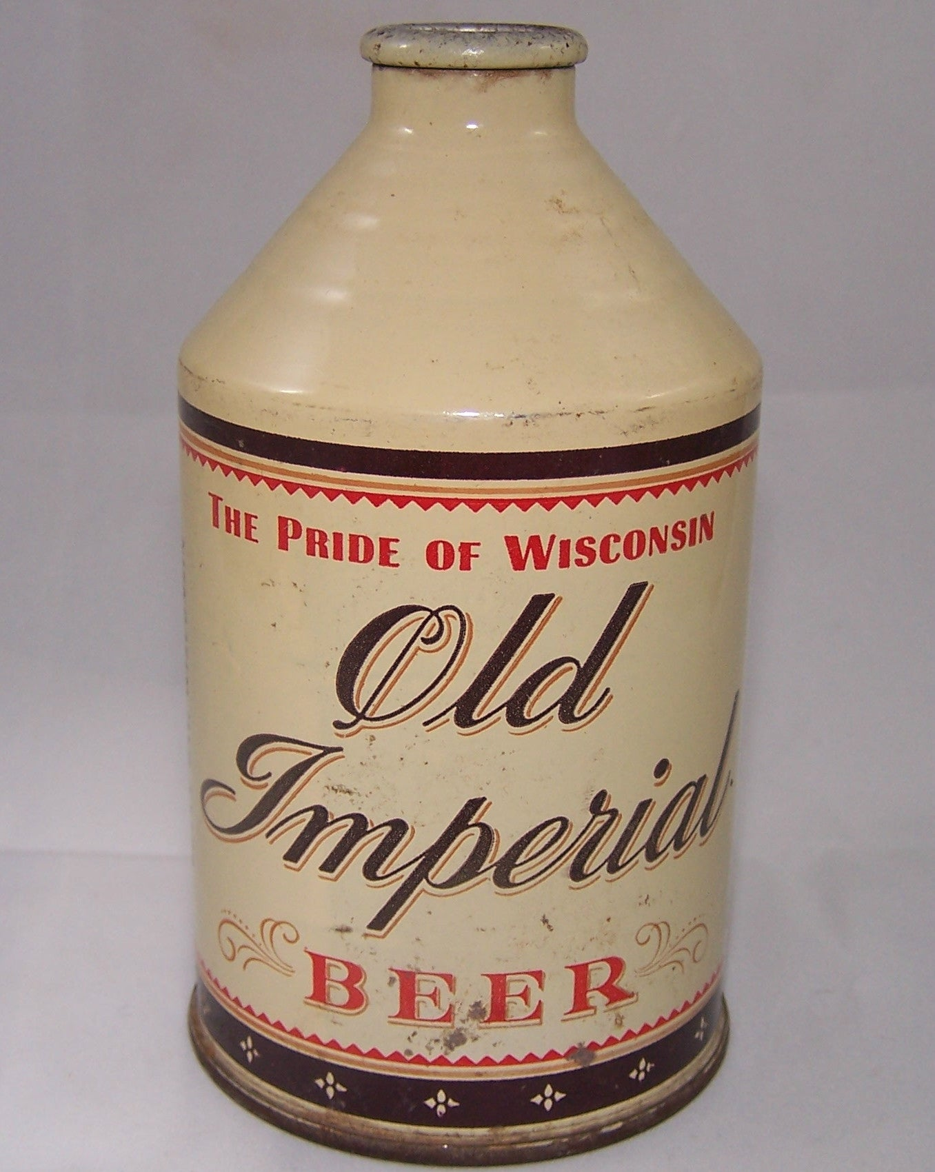 Old Imperial Beer, USBC 197-21, Grade 1/1- Sold 9/3/15
