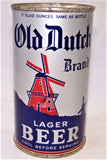 Old Dutch Brand Lager Beer, Lilek # 599 and USBC 105-35, Grade 1/1+ Sold on 04/05/19
