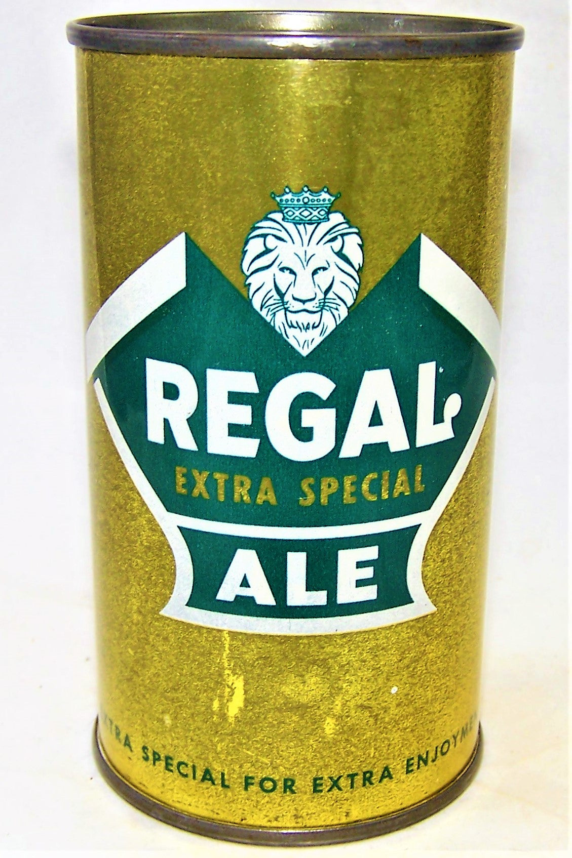 Regal Extra Pale Ale, USBC 121-22, Grade 1-Sold 6/7/19