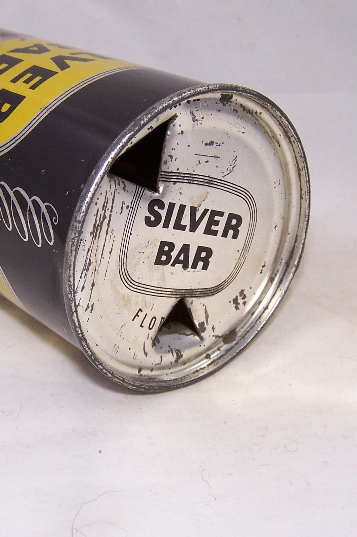 Silver Bar Premium Lager Beer, USBC 134-03, Grade 1/1+ Sold on 04/04/19