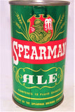 Spearman Ale, USBC 134-31, Grade 1 to 1/1+ Sold on 04/04/19