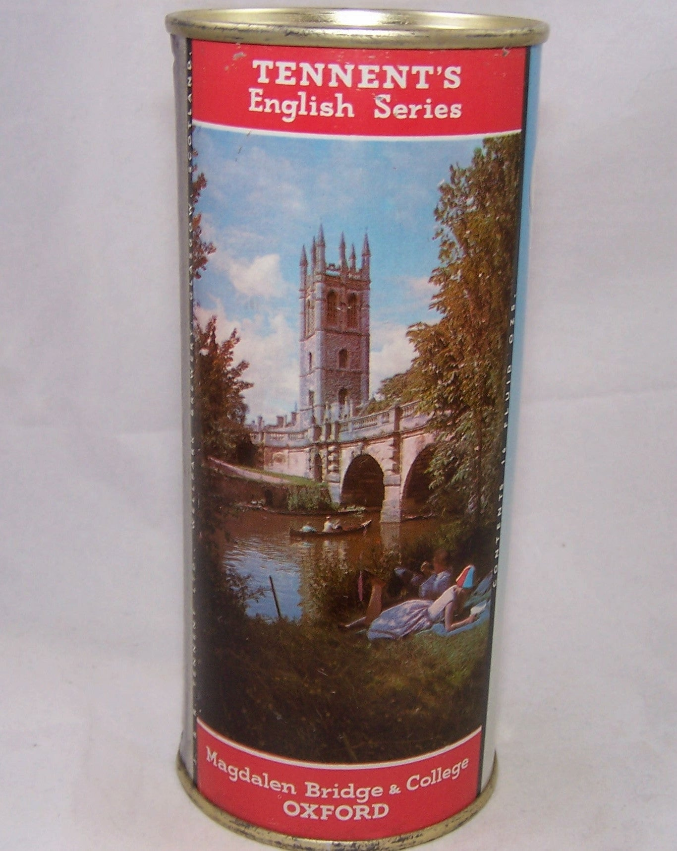 Tennent's English Series, (Magdalen Bridge & College OXFORD) Grade A1+ Sold on 10/21 /18
