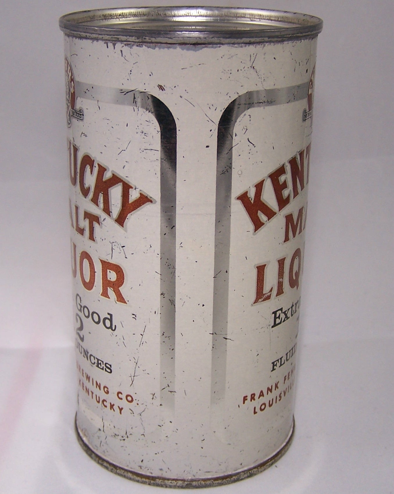 Kentucky Malt Liquor, USBC 87-33, Grade 1- Sold 7/11/15