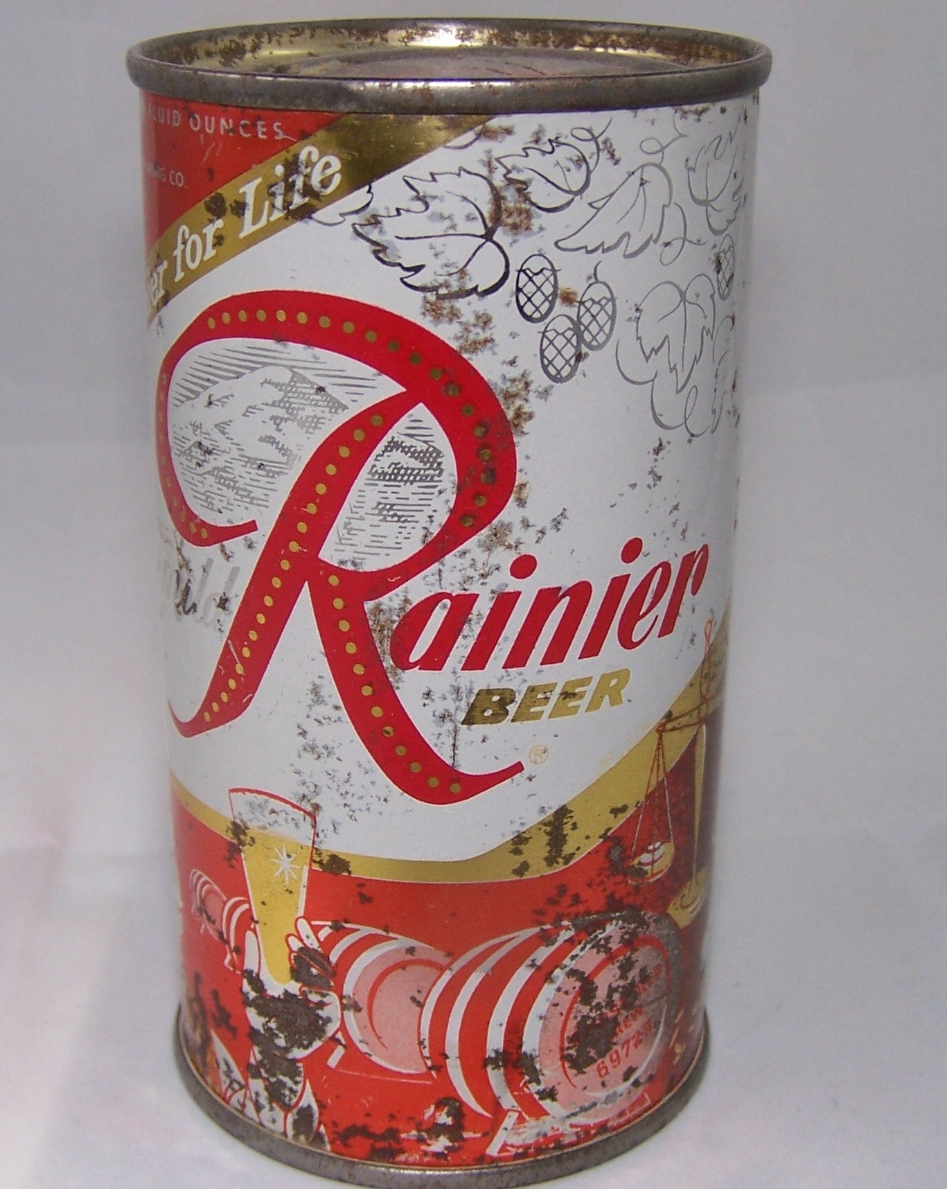 Rainier Jubilee Beer, Grade 3 Sold on 3/24/15