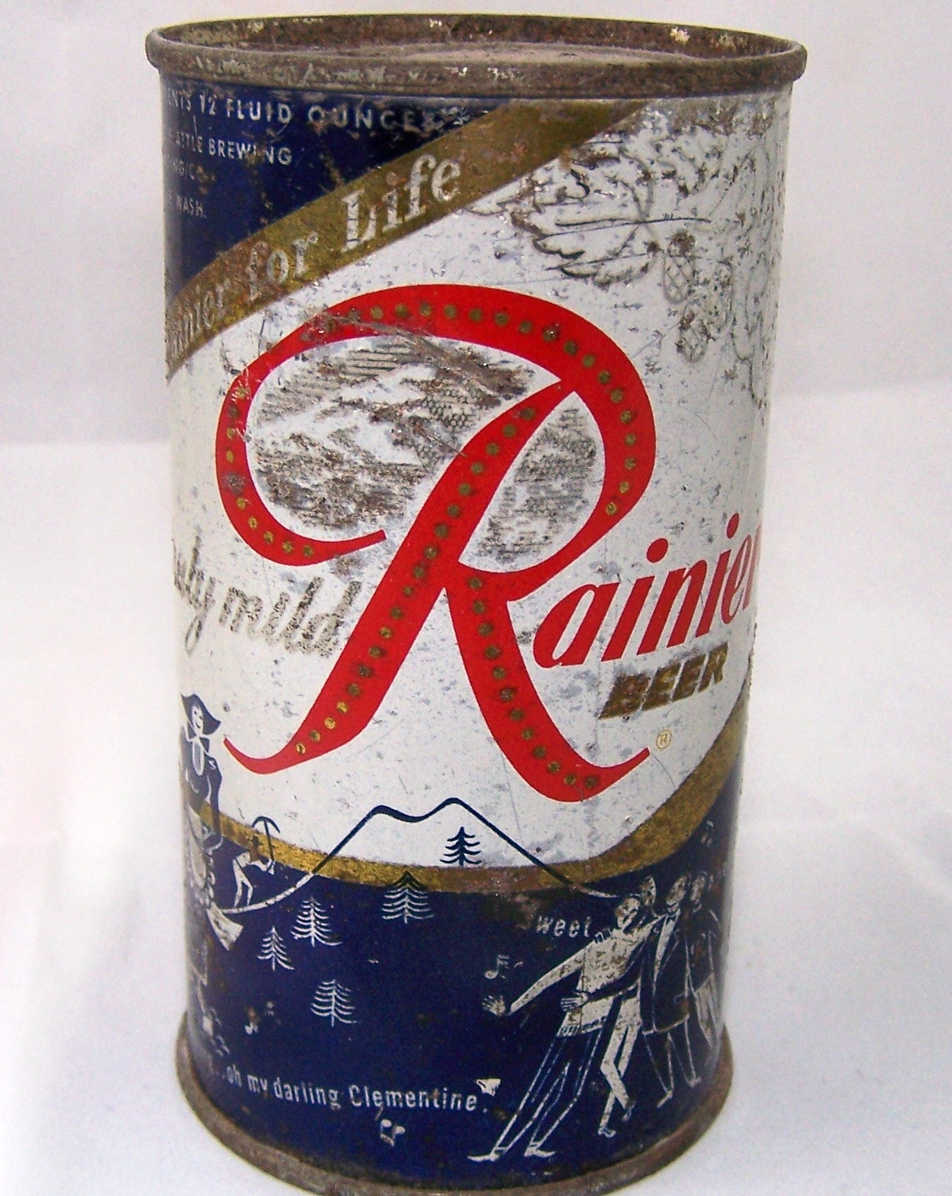 Rainier Jubilee Beer, USBC 118-15 Grade 2- Sold on 3/24/15