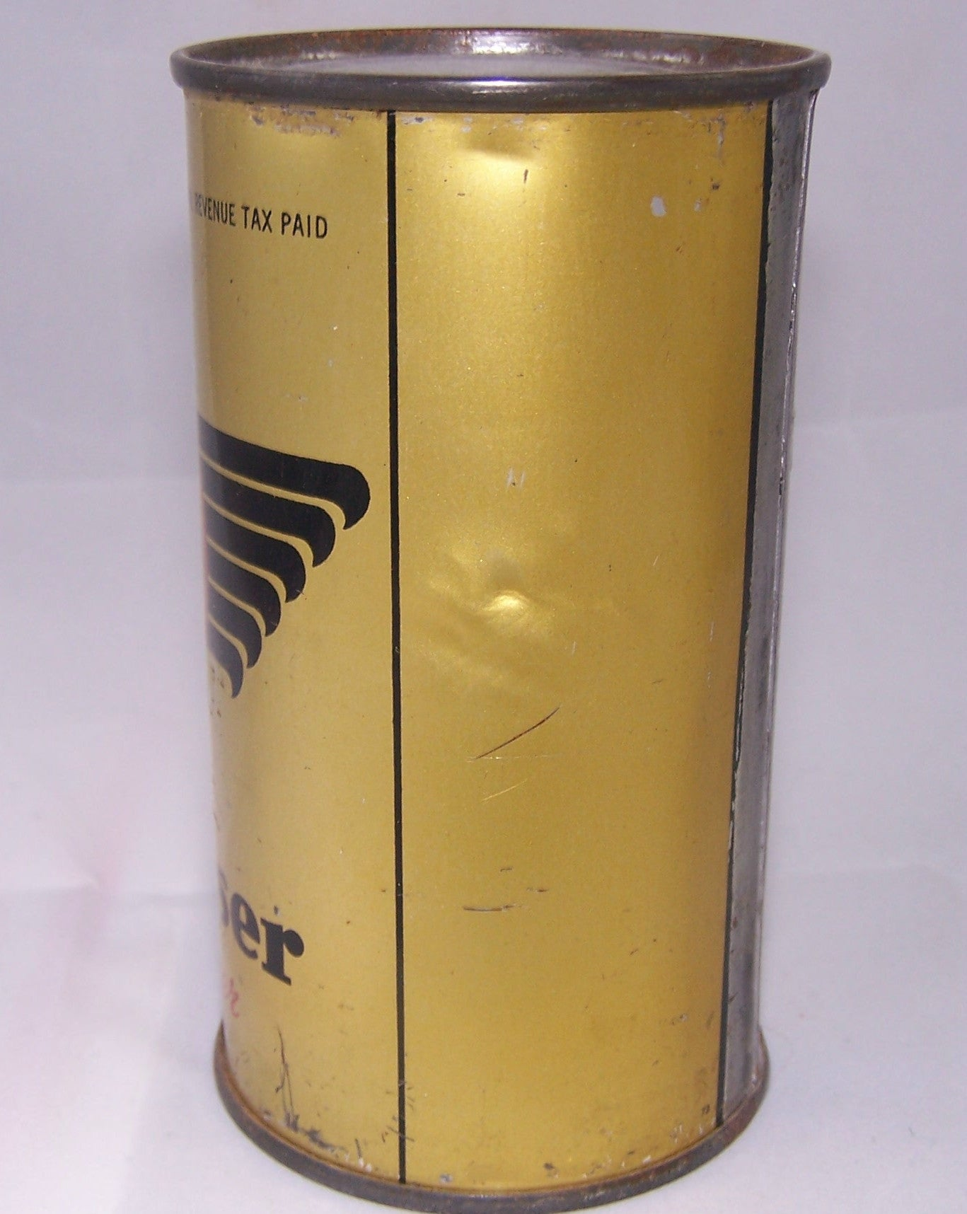 Budweiser Opening Instruction, USBC 43-40, Grade 1/1- Sold on 4/1/15