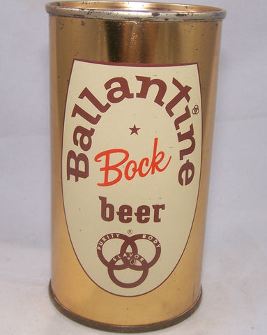 Ballantine Bock Beer, USBC 34-21, Grade 1/1+ Sold on 06/02/17