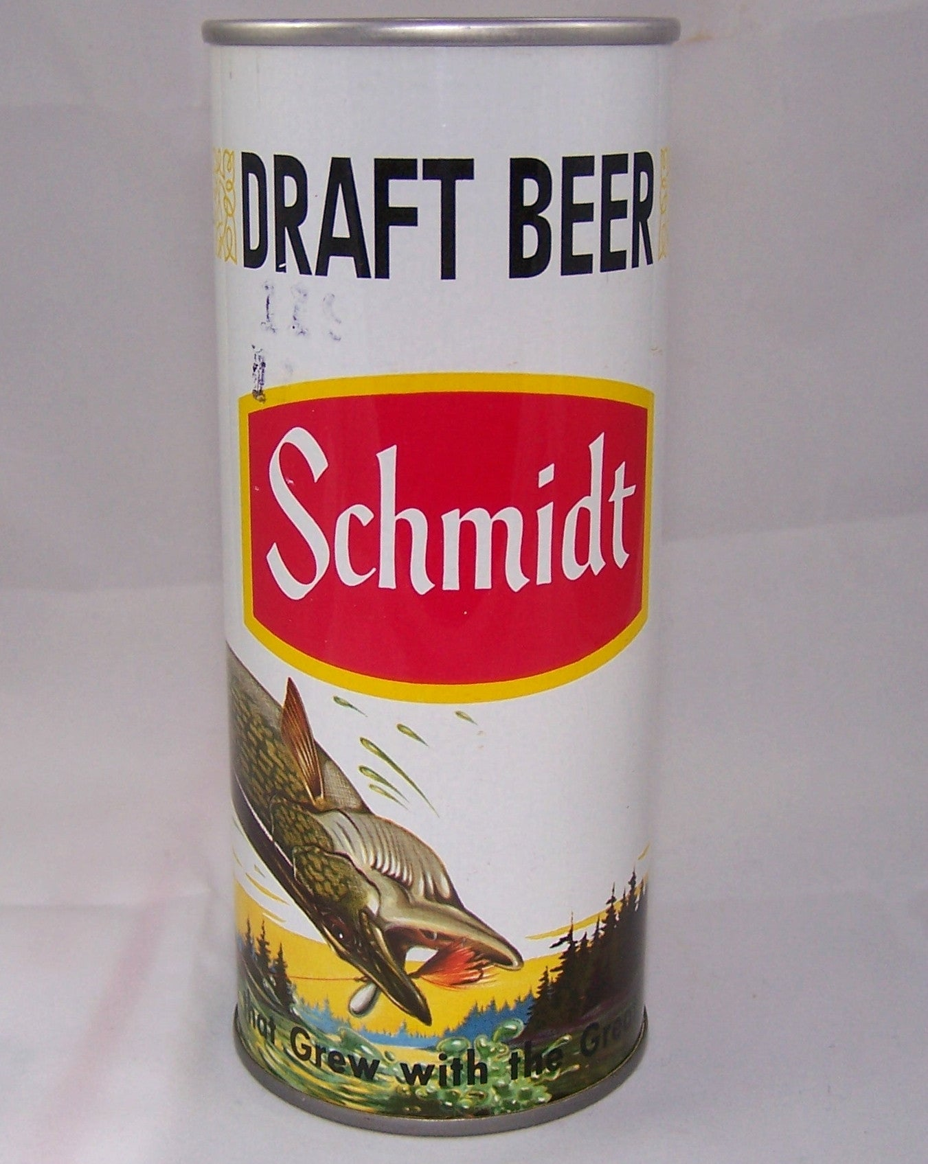 Schmidt Draft Beer (Northern Pike) USBC II 202-set 27-1, Grade 1/1+