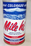 Mile Hi Light Premium Quality Beer, USBC II 93-40, Grade A1+