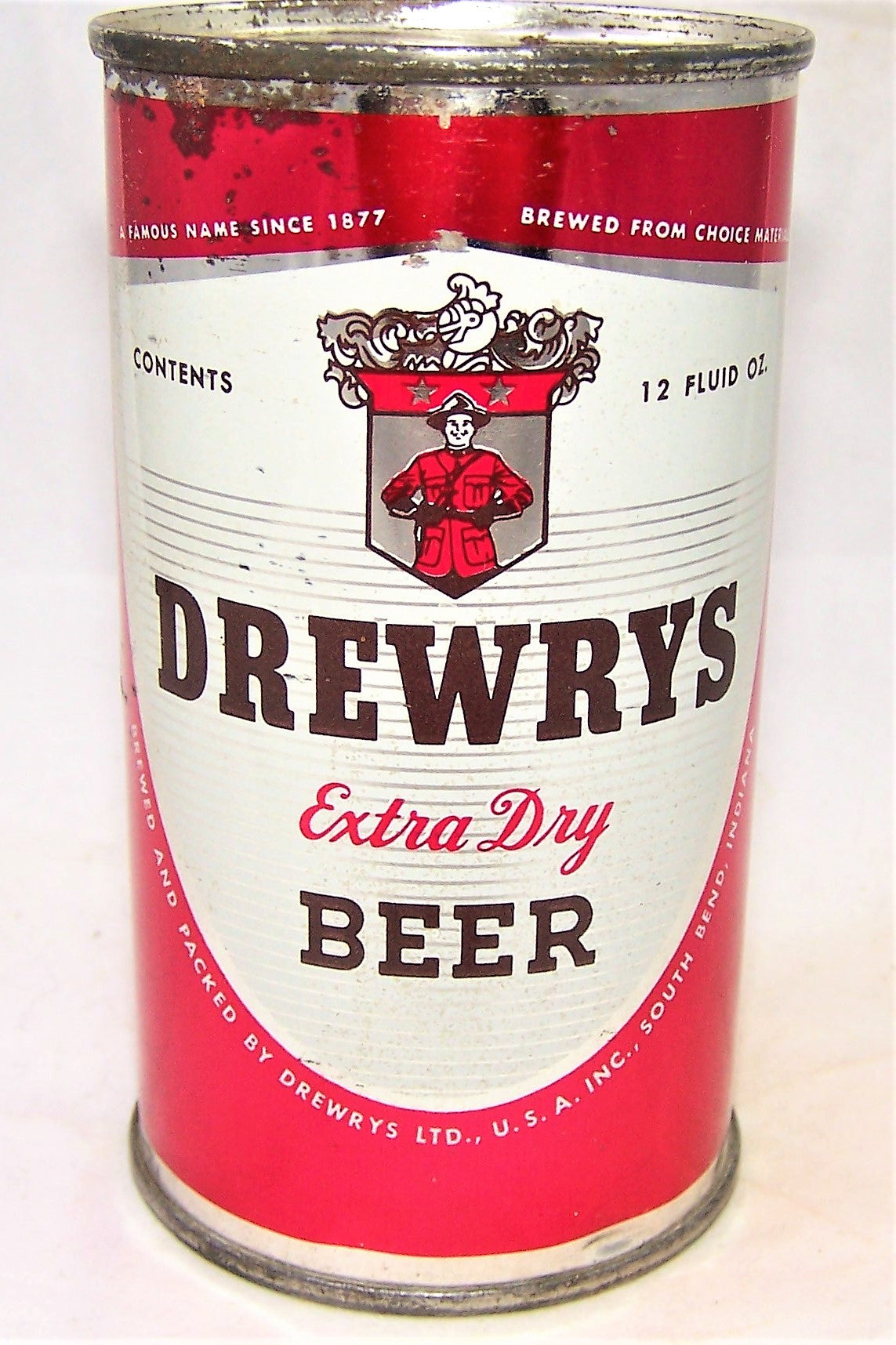Drewrys Extra Dry (Your Character) USBC 56-39, Grade 1/1-  Sold on 05/03/19