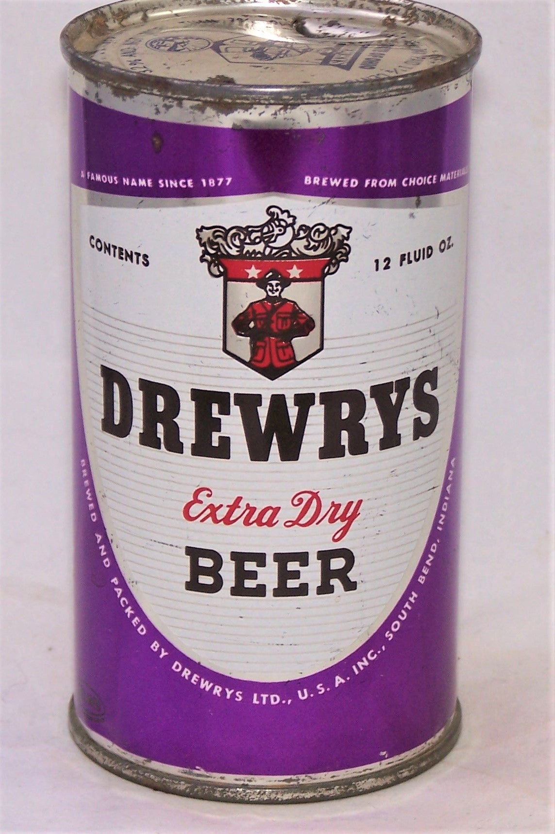 Drewrys Extra Dry (Your Character) USBC 57-01, Grade 1