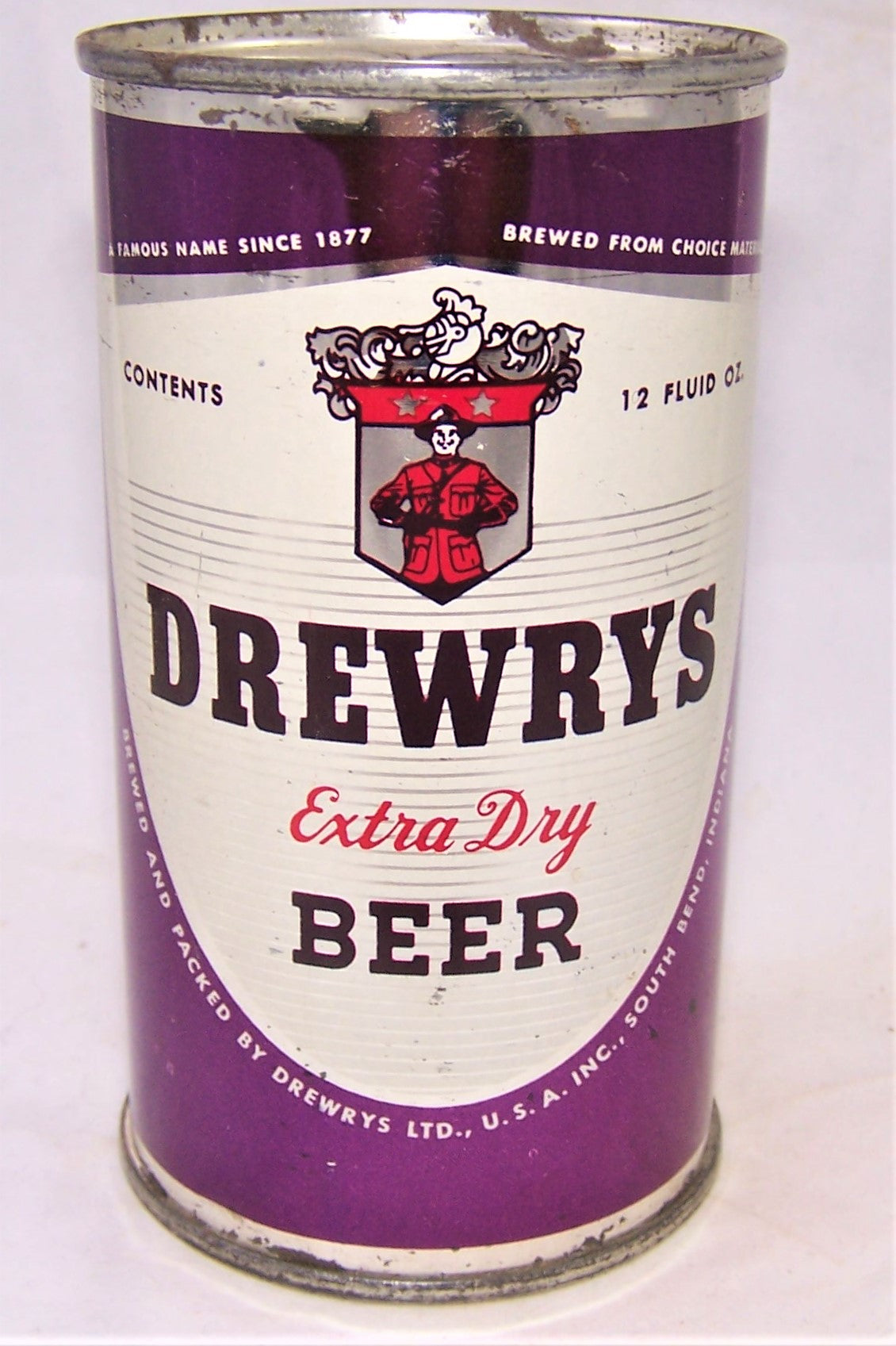 Drewrys Extra Dry (Your Character) USBC 57-03, Grade 1/1+ Sold on 05/03/19