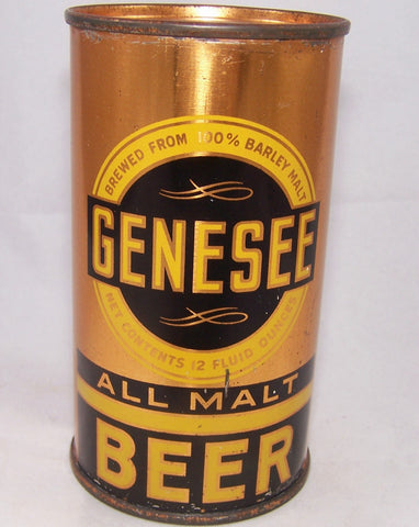 Genesee All Malt Beer, Lilek # 331, Grade 1 or better Sold on 12/20/16