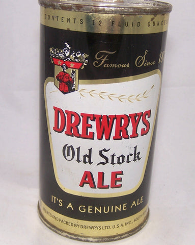 Drewrys Old Stock Ale, USBC 55-30, Grade 1