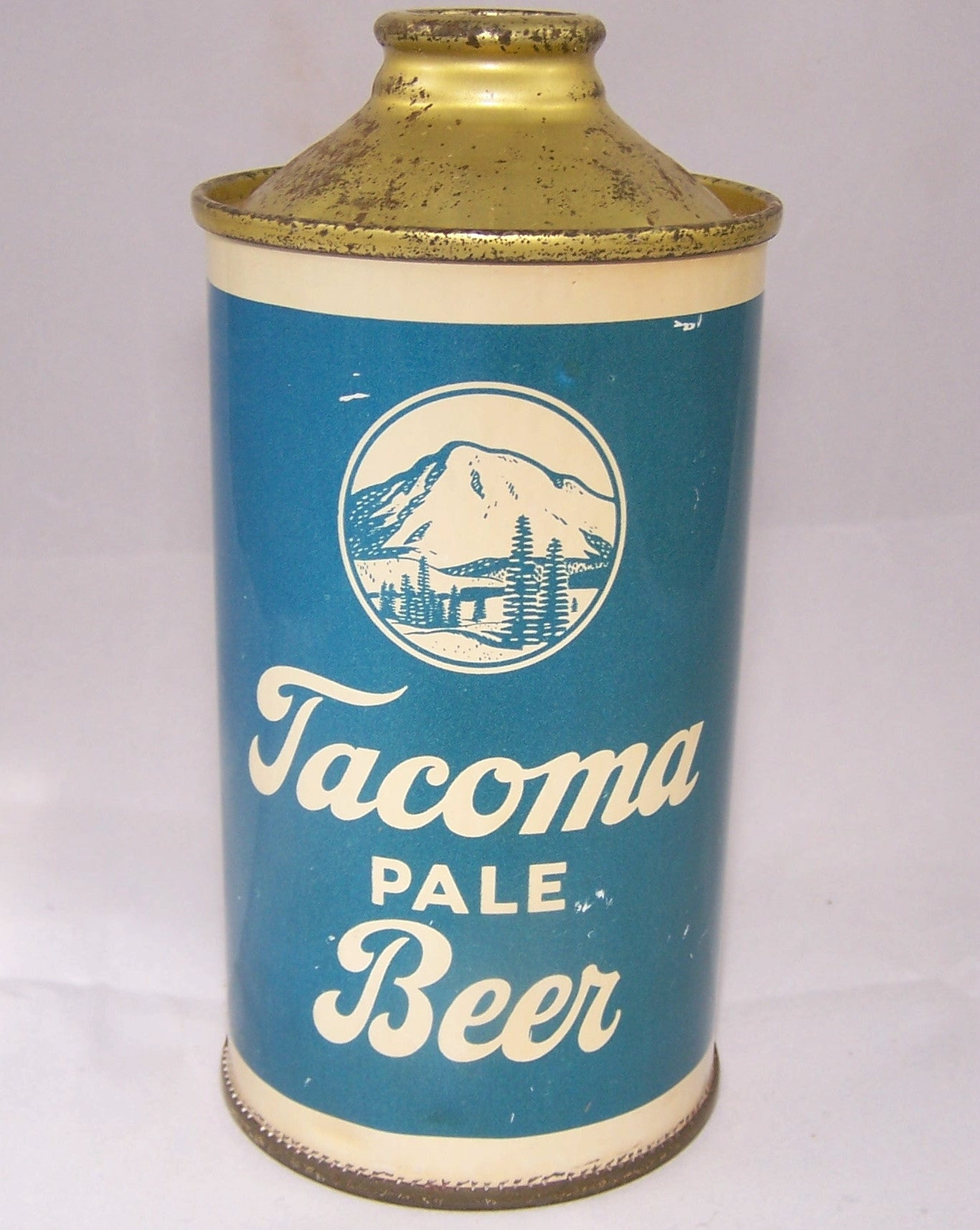 Tacoma Pale Beer, USBC 186-19, Grade 1 Sold on 05/08/16