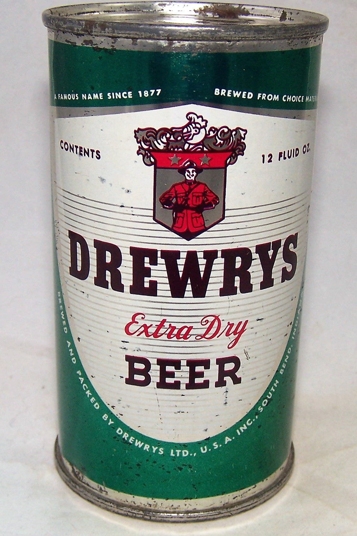 Drewrys Extra Dry (Your Character) USBC 56-35, Grade 1- Sold on 01/22/20
