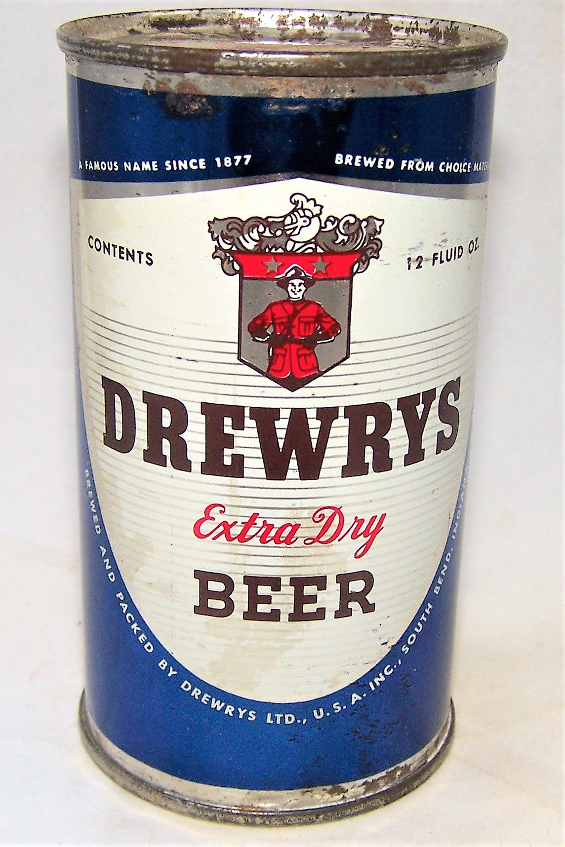 Drewrys Extra Dry (Your Character) USBC 56-40, Grade 1- Sold on 5/10/19