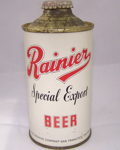 Rainier Special Export Beer, USBC 180-12, Grade 1/1+ Sold on 05/15/16