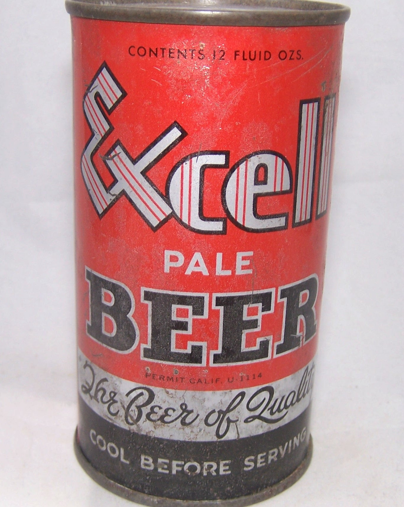 Excell Pale Beer, Lilek # 252, Grade 2+ Sold on 02/24/17