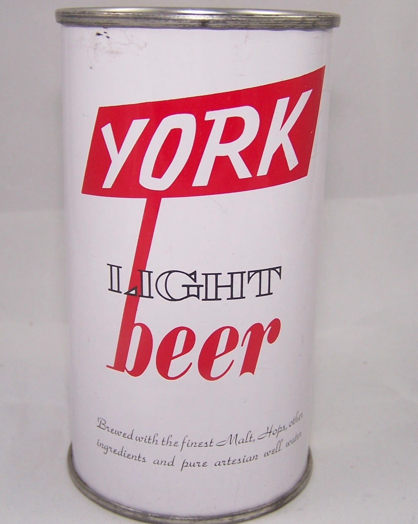 York Light Beer, USBC 147-2 Grade 1/1+ Rolled