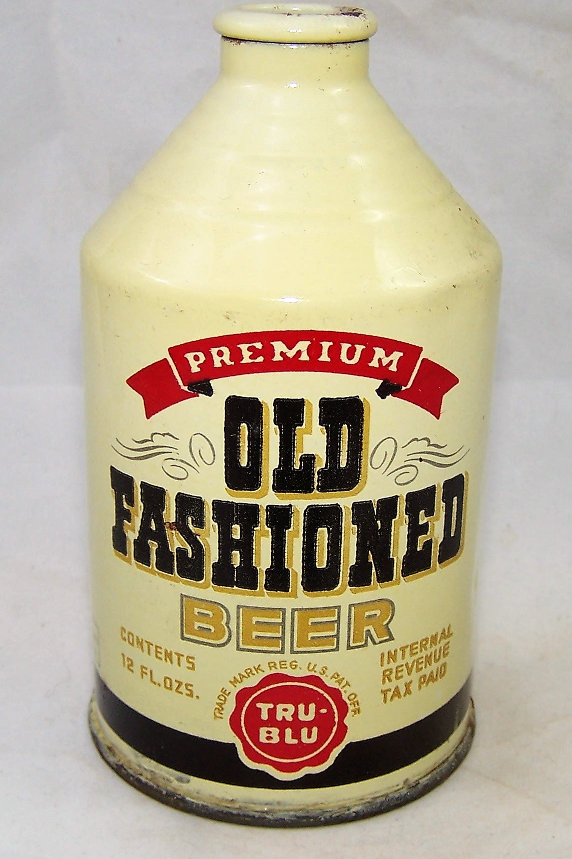 Old Fashion Beer, USBC 197-20 Grade 1/1+ Sold on 07/01/19
