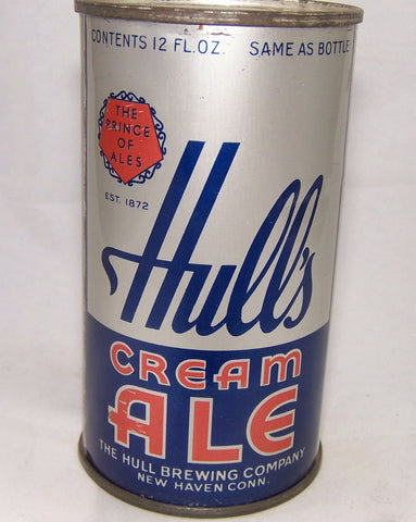 Hull's Cream Ale, Lilek # 430, Grade 1 to 1/1+ Sold on 12/20/16