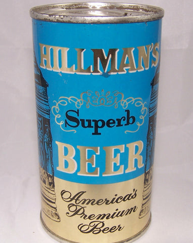 Hillman's Superb Beer, USBC 82-19, Grade 1/1+ Sold on 10/04/15