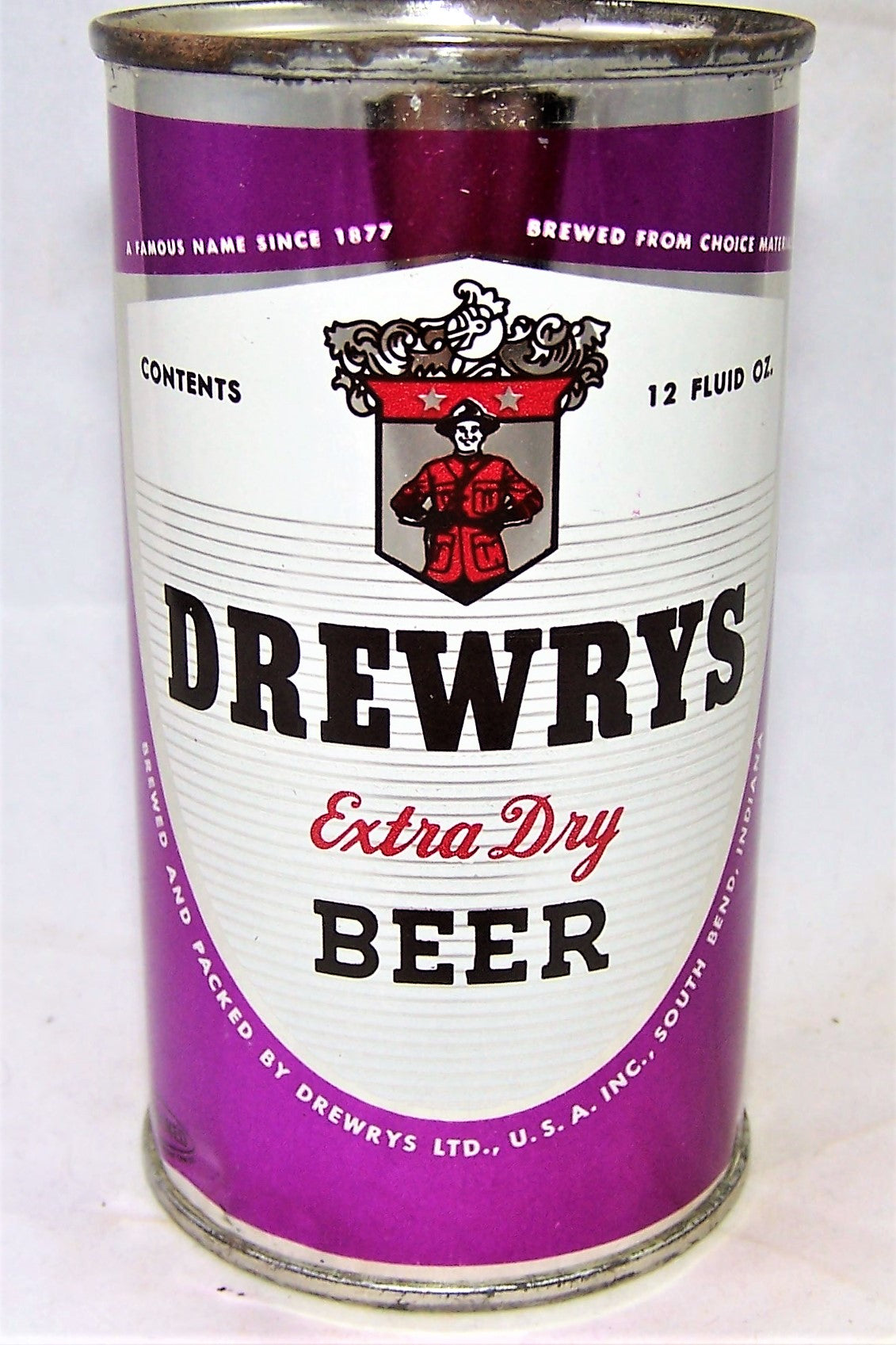 Drewrys Extra Dry (Your Character) USBC 57-01, Grade 1 to 1/1+