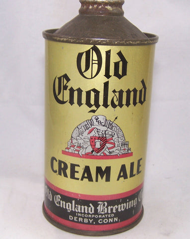 Old England Cream Ale, USBC 176-07 Grade 1 to 1/1+