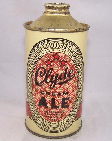 Clyde Cream Ale, USBC 157-22, Grade A1+ Sold on 12/28/16