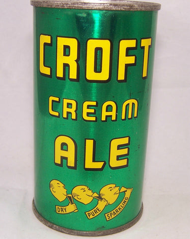 Croft Cream Ale (Six Products) USBC 52-22, Grade 1 Sold on 06/02/17
