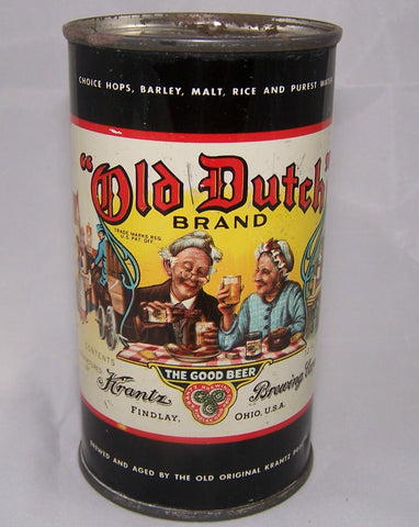 Old Dutch Brand beer, USBC 106-4, Grade 1 Sold on 12/26/16