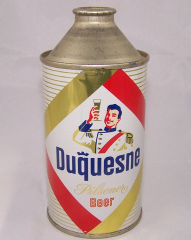 Duquesne Pilsener Beer, USBC 160-3, Grade A1+ Sold on 04/27/18
