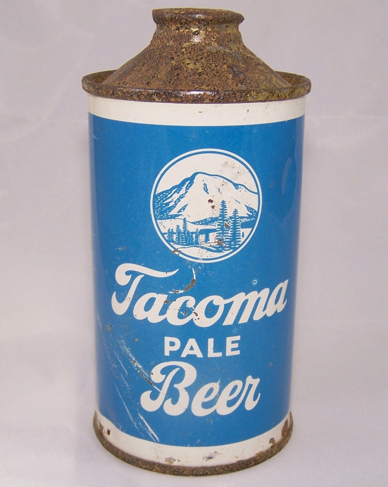 Tacoma Pale Beer, USBC 186-19. Grade 2+ Sold 7/5/15