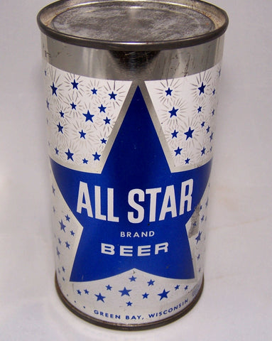 All Star Brand Beer, USBC 29-33, Grade 1 Sold on 10/11/15